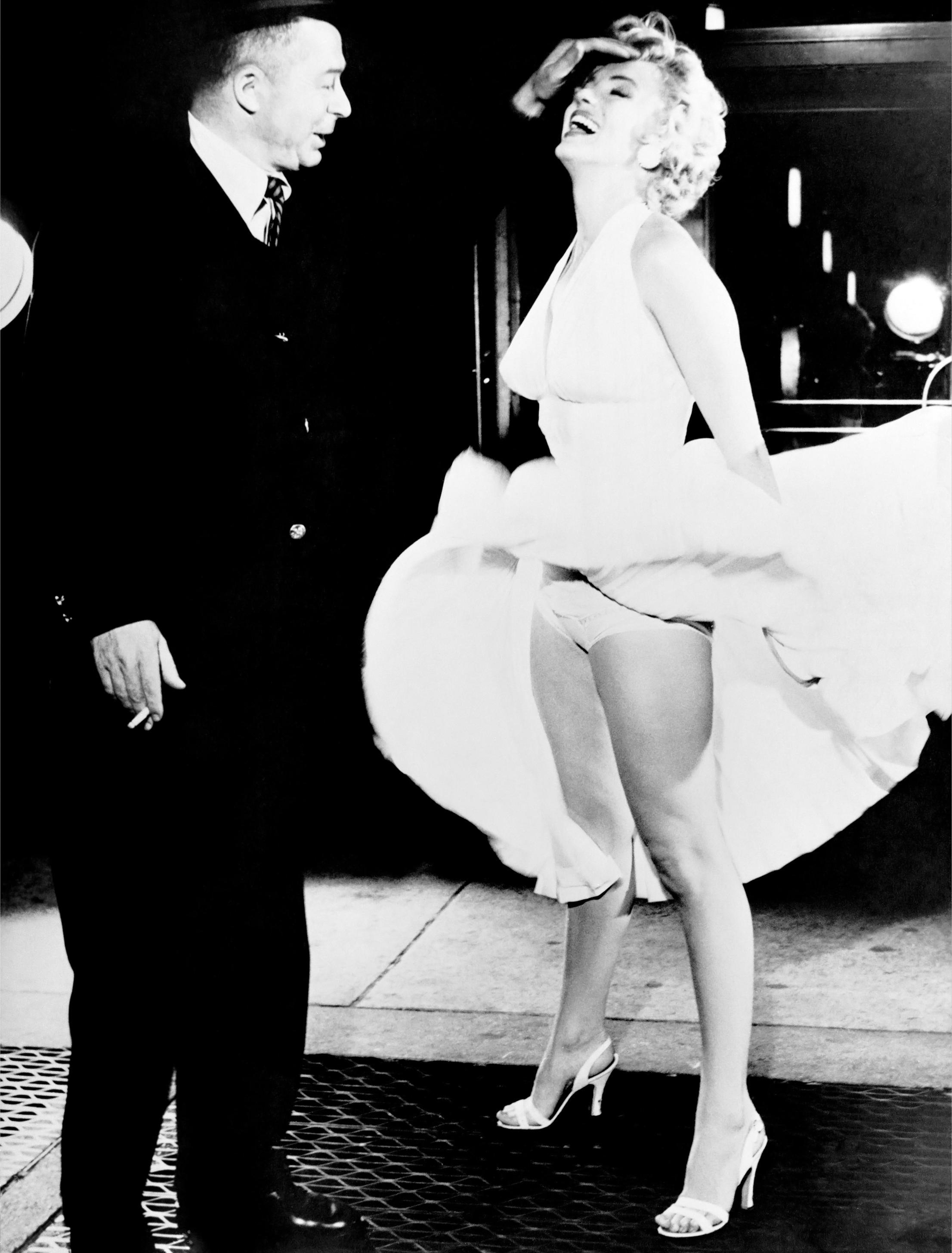famous Marilyn dress monroe