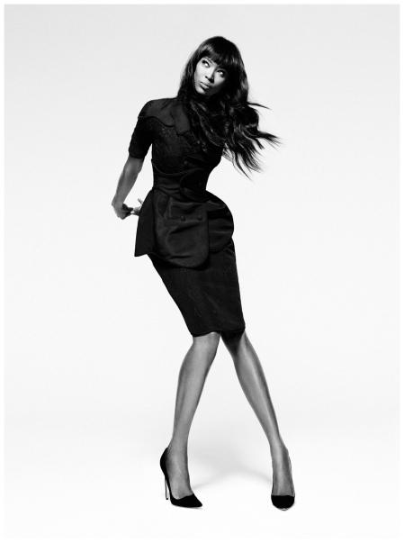 Naomi Campbell Photo Thomas Whiteside b