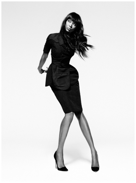 Naomi Campbell Photo Thomas Whiteside b