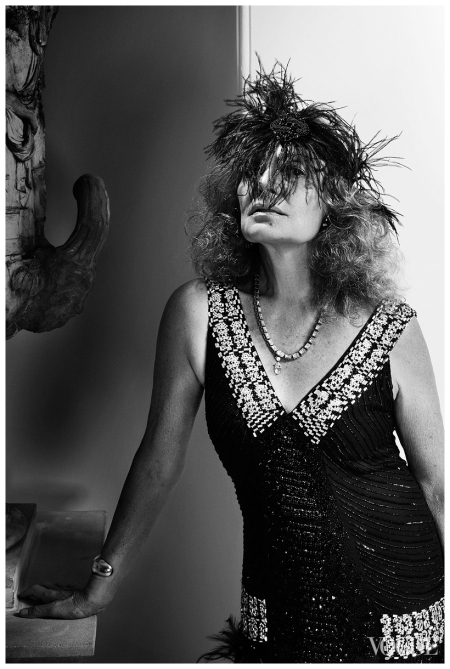 Photo Alex Bramall A Cecil Beaton Mode Diane von Furstenberg