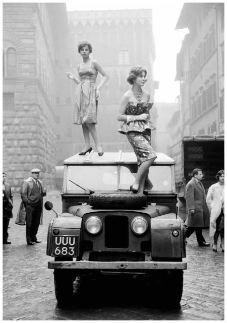 Photo Alfa Castaldi Firenze 1958