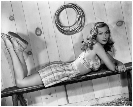 Veronica Lake January, 1940