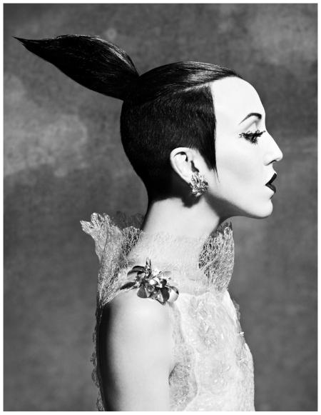 Vogue Michelle Harper Photo Thomas Whiteside