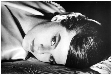 "Delphine Seyrig 1962, Alain Resnais's ""Last Year at Marienbad"""
