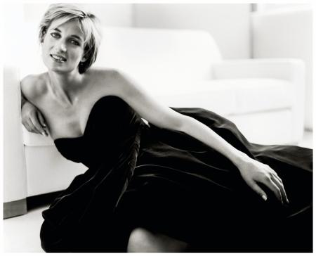 Diana - princess of Wales Photo Mario Testino at Kensington Palace