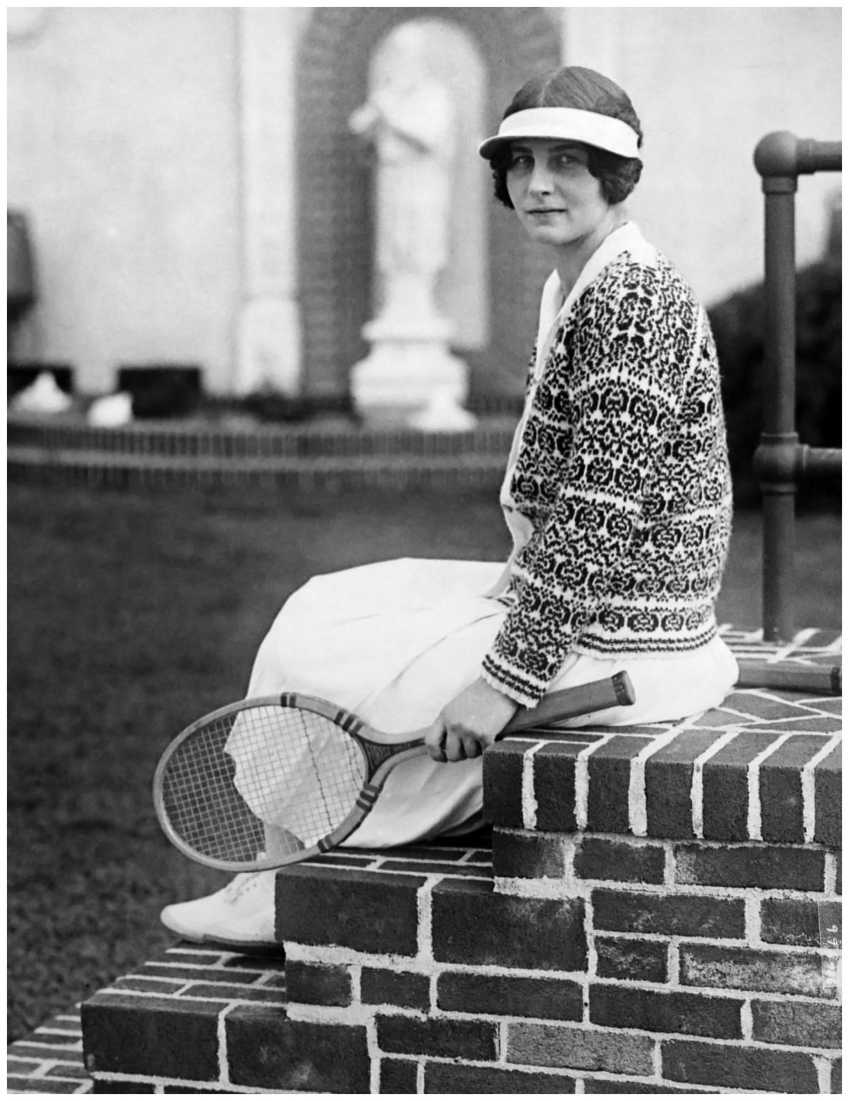 Helen Wills 1925