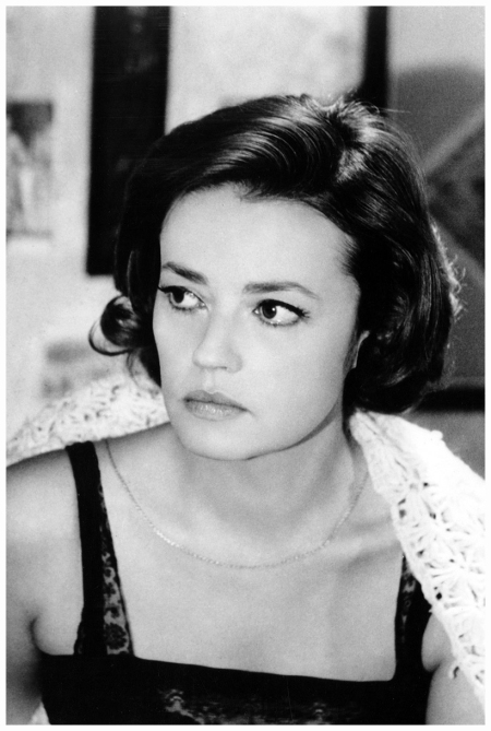 Jeanne Moreau The Diary of a Chambermaid, Jeanne Moreau, 1964