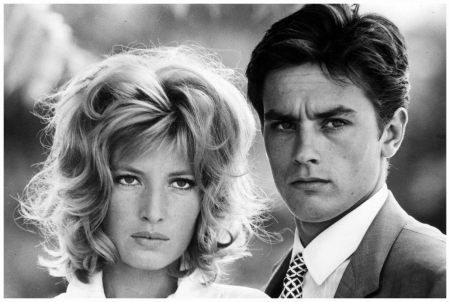 Monica Vitti Alain Delon Eclipse 1962