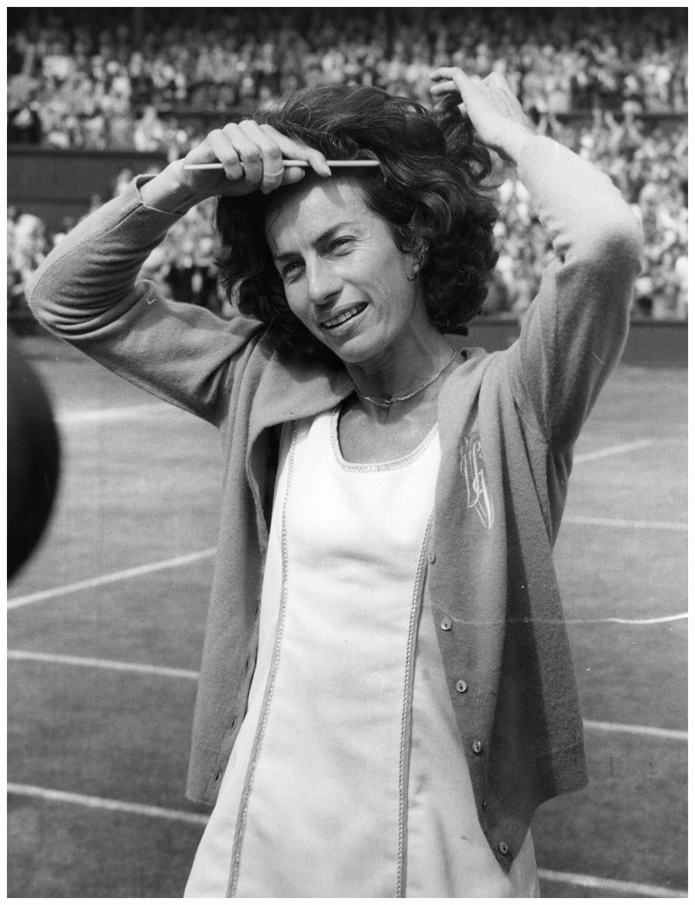 Virginia Wade 1977