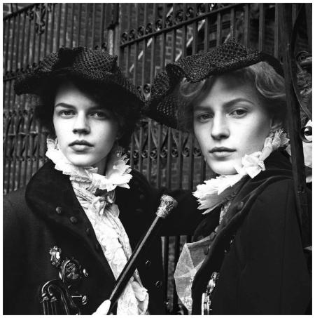 Antonia Wesseloh and Julia Nobis