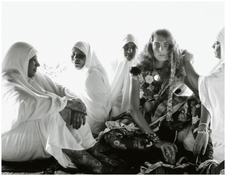 January 2005 Daria Werbowy Photo Mario Testino b
