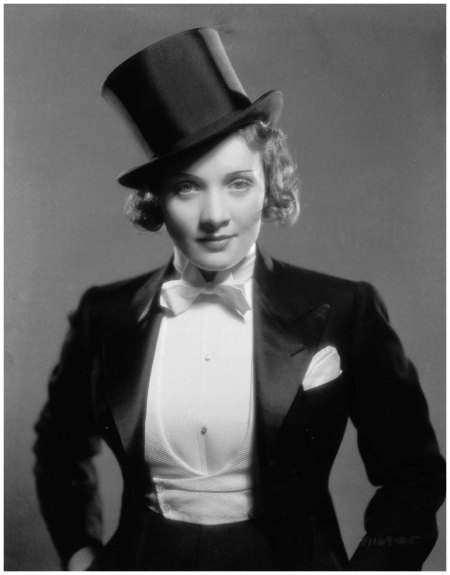 Marlene Dietrich's Top Hat Eugene Robert Richee:Getty Images