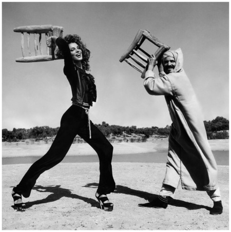 Photo Inez van Lamsweerde & Vinoodh 2010