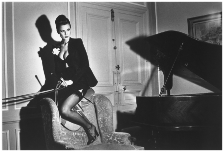 Saddle II © Helmut Newton Estate