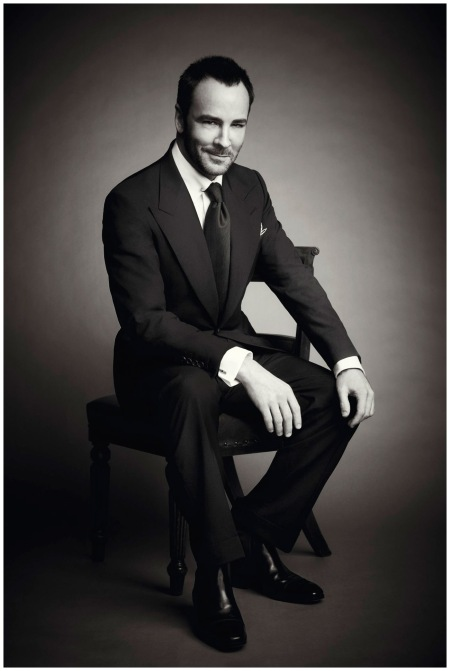 Tom Ford at the 2012 Vogue Festival Jason Bell
