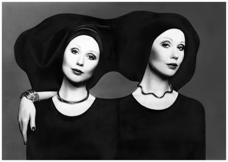 Gian Paolo Barbieri, Lilly Bistrattin per Pomellato, Vogue Italia 1971