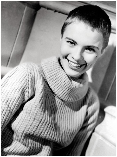 Jean Seberg, 1957 Everett Collection Rex USA
