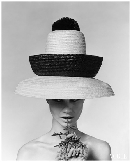 Karen Radkai Vogue June 1963