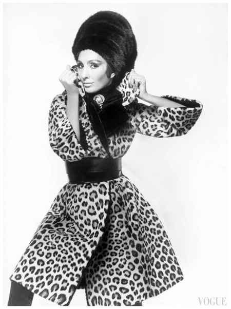 Photo by Gian Paolo Barbieri 1967 - Alberta Tiburzi -