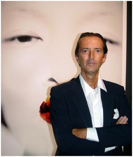 Photographer Giovanni Gastel Photo Cesare Zucca