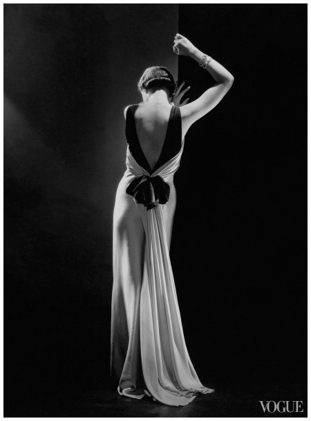 Toto Koopman George Hoyningen-Huene, Vogue, September 15, 1933