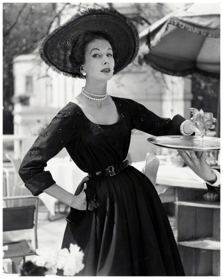 Barbara Goalen (Mrs Nigel Campbell) Photo John French 1951