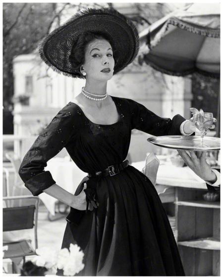 Barbara Goalen (Mrs Nigel Campbell) Photo John French 1951
