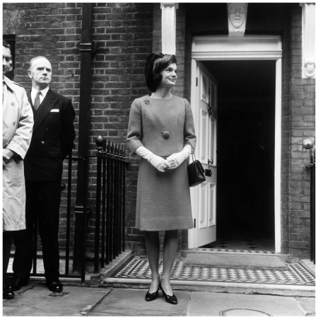Jacqueline Kennedy Onassis chanel Bag Evening Standard:Getty Images