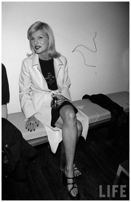 Linda Evangelista 1994