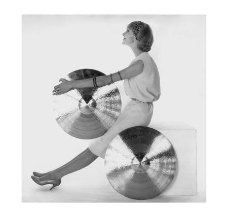 Model Nicole De La Margé wearing Chloé spring:summer 1958 Clohè Archive