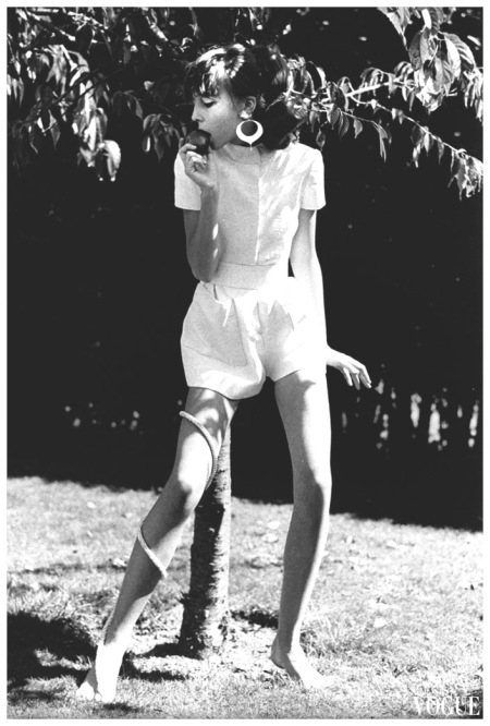 Penelope Tree Photo Gianni Penati, Vogue, November 1967 b