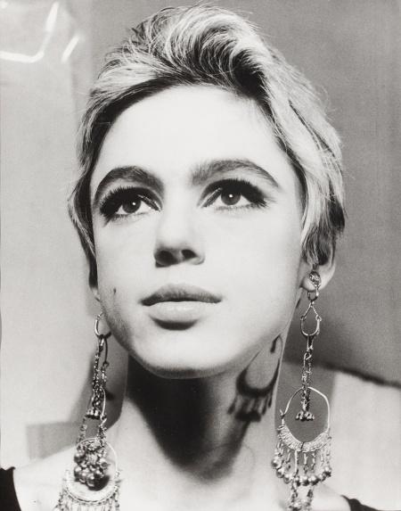 Portrait of Edie Sedgwick, Factory Girl, circa 1960