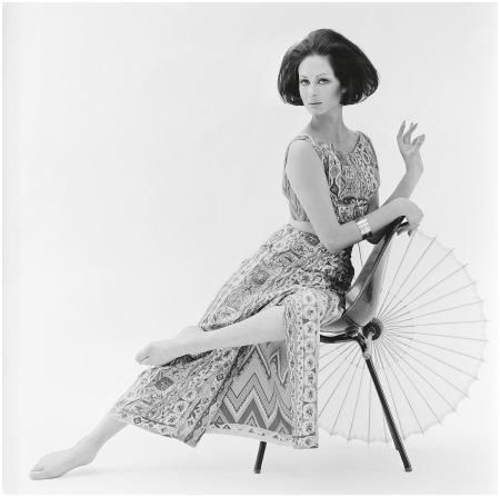Pucci dress, 1963 (Thai costumes)