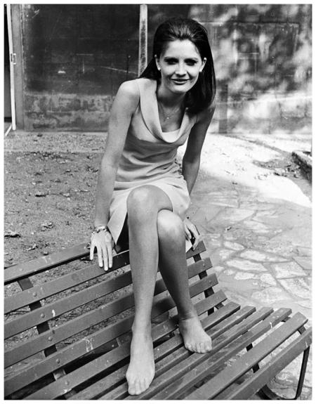 Sandie Shaw, 1967 CorbisImages