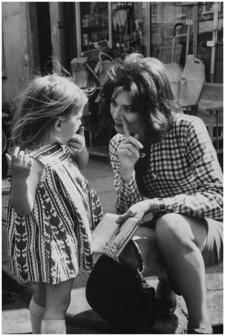 Vanessa Redgrave 1966 Photo Tazio Secchiaroli