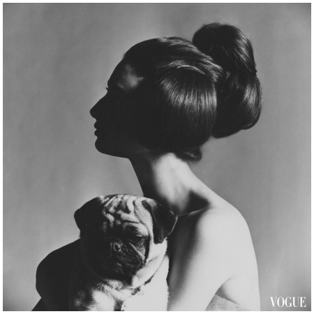Vogue - September 1963  Allegra Caracciolo di Castegneto