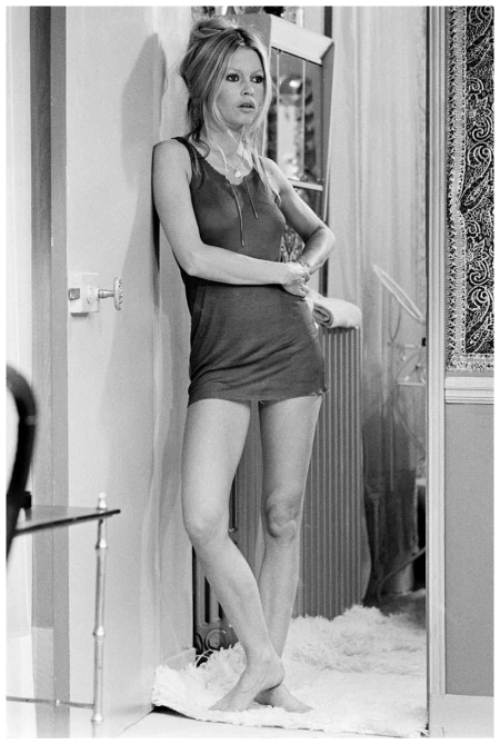 Brigitte Bardot - Getty Archive Terry O'Neill 1968