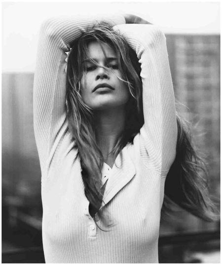 Claudia Schiffer (Steven Meisel) (1993) a