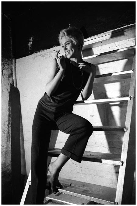 Edie Sedgwick Corbis Archive 1965