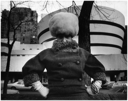 Guggenheim Museum New-York Historical Society, Photo Bill Cunningham 1968-1976