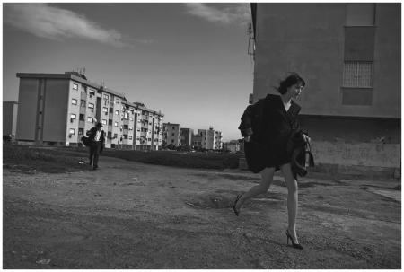 Mariacarla Boscono by Peter Lindbergh (Desert Hearts - Vogue Italia February 2014) 8