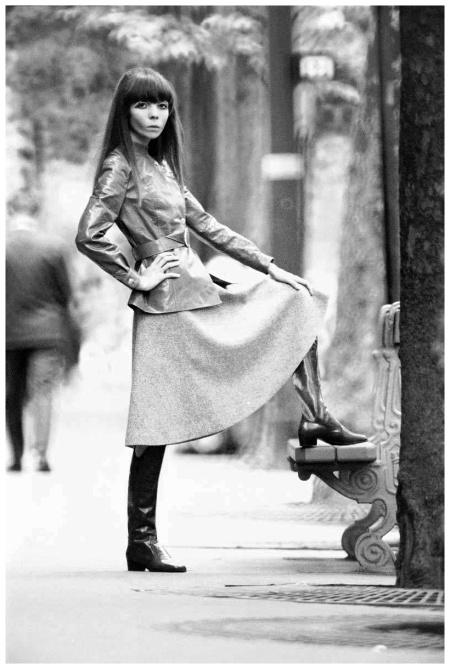 Penelope Tree Corbis Archive 1968