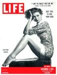 Suzie Parker Corbis Archive Dec 1961 b