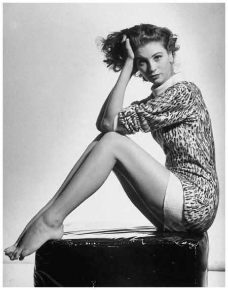Suzie Parker Corbis Archive Dec 1961