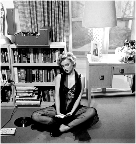 USA. Hollywood California. 1952 Philippe Halsman : Magnum Photos