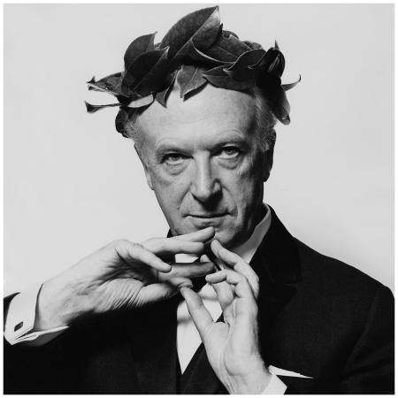 Cecil Beaton - Photo Ronald Traeger