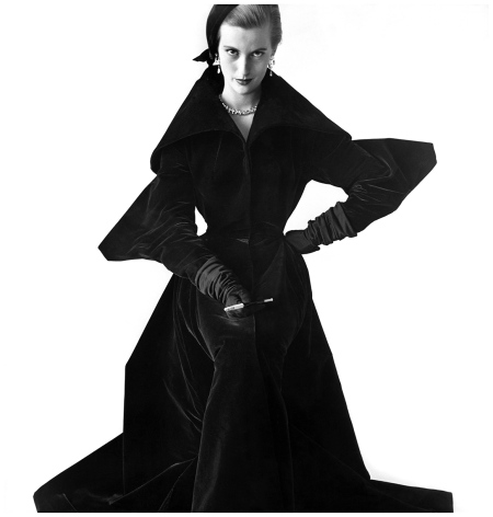 Charles James vogue - Photo Irving Penn, Vogue, October 15, 1949