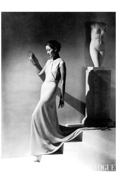 Toto Koopman, 1934 George Hoyningen-Huene a