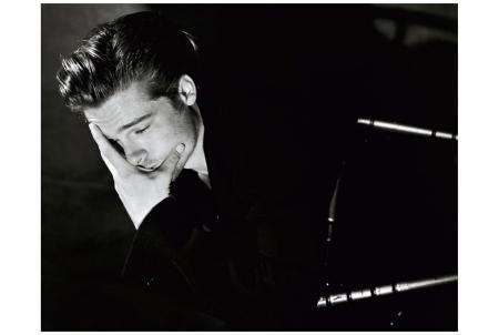 Brad Pitt April 1992 Photo Bruce Weber