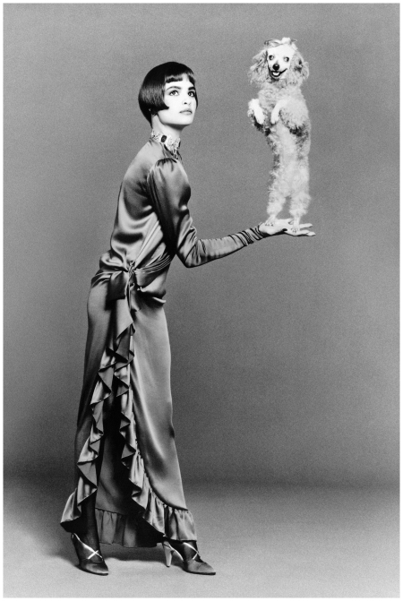 Sep 1982 Talisa Soto Photo Bruce Weber b